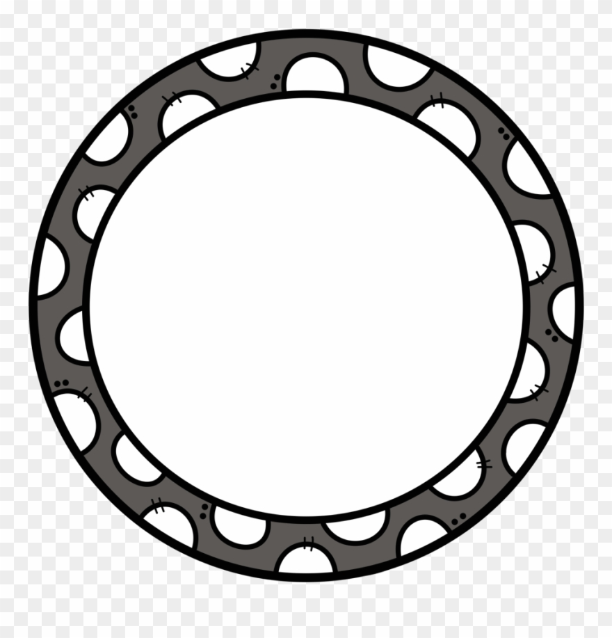 Black And White Poker Chip Clipart (#165927).