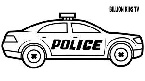 police vehicles clipart.