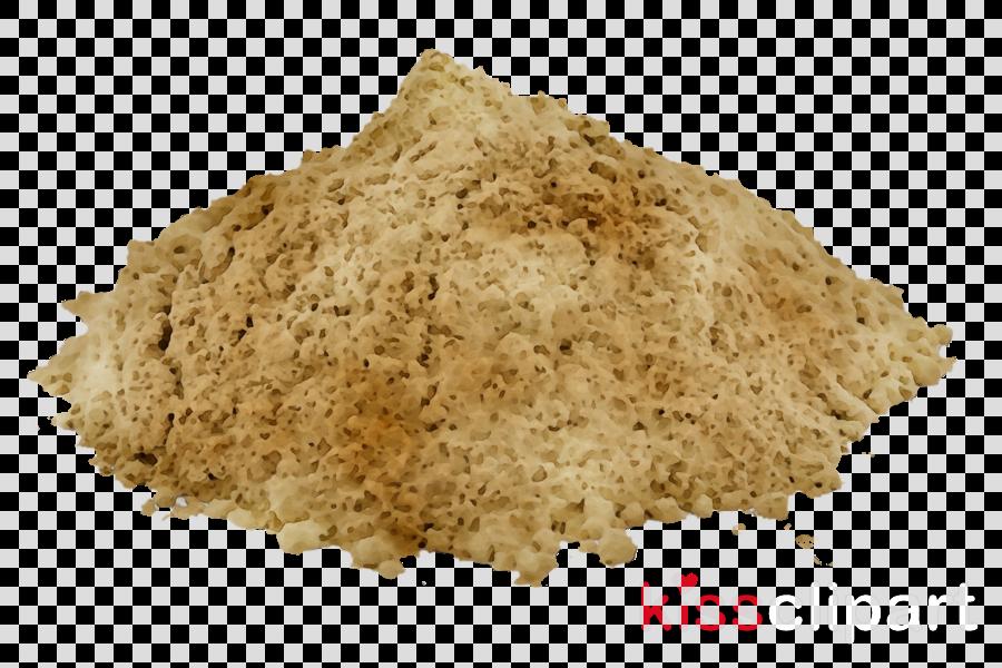 White Powder Background clipart.