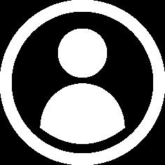 Profile Icon White #176630.