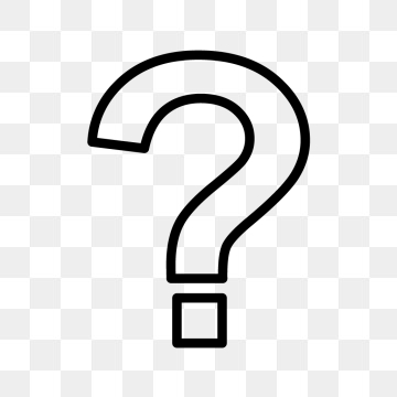 Question Mark PNG Images.
