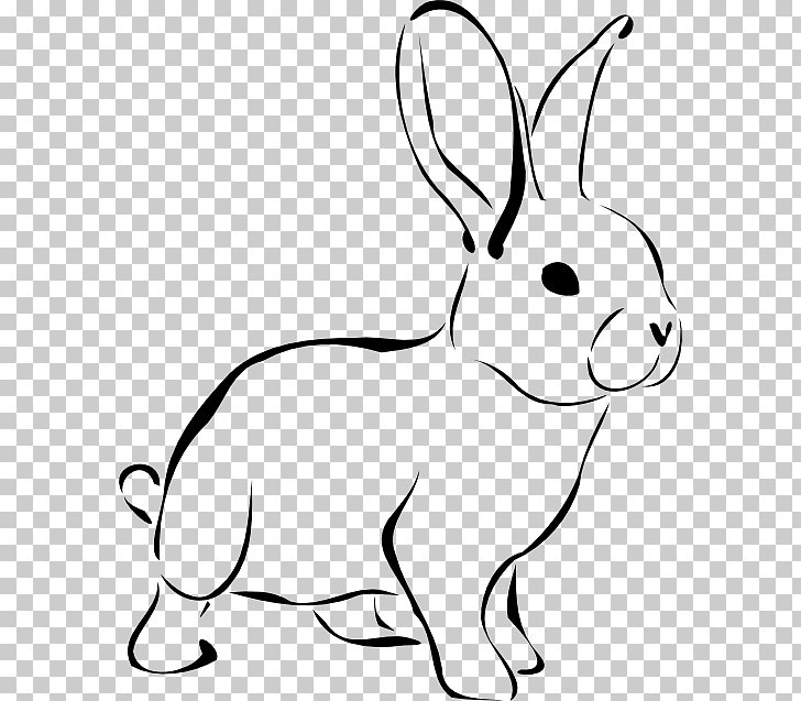 Easter Bunny White Rabbit , Rabbit s PNG clipart.