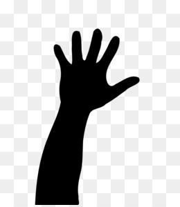 Raised Hand PNG and Raised Hand Transparent Clipart Free.