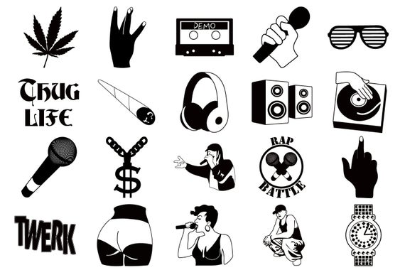 HIP HOP COLLECTION.