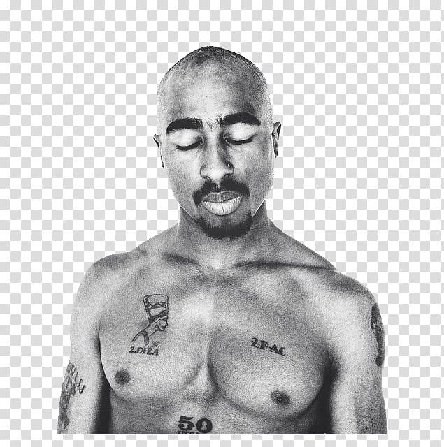 Tupac Shakur Biggie & Tupac Hip hop music Rapper Black and.