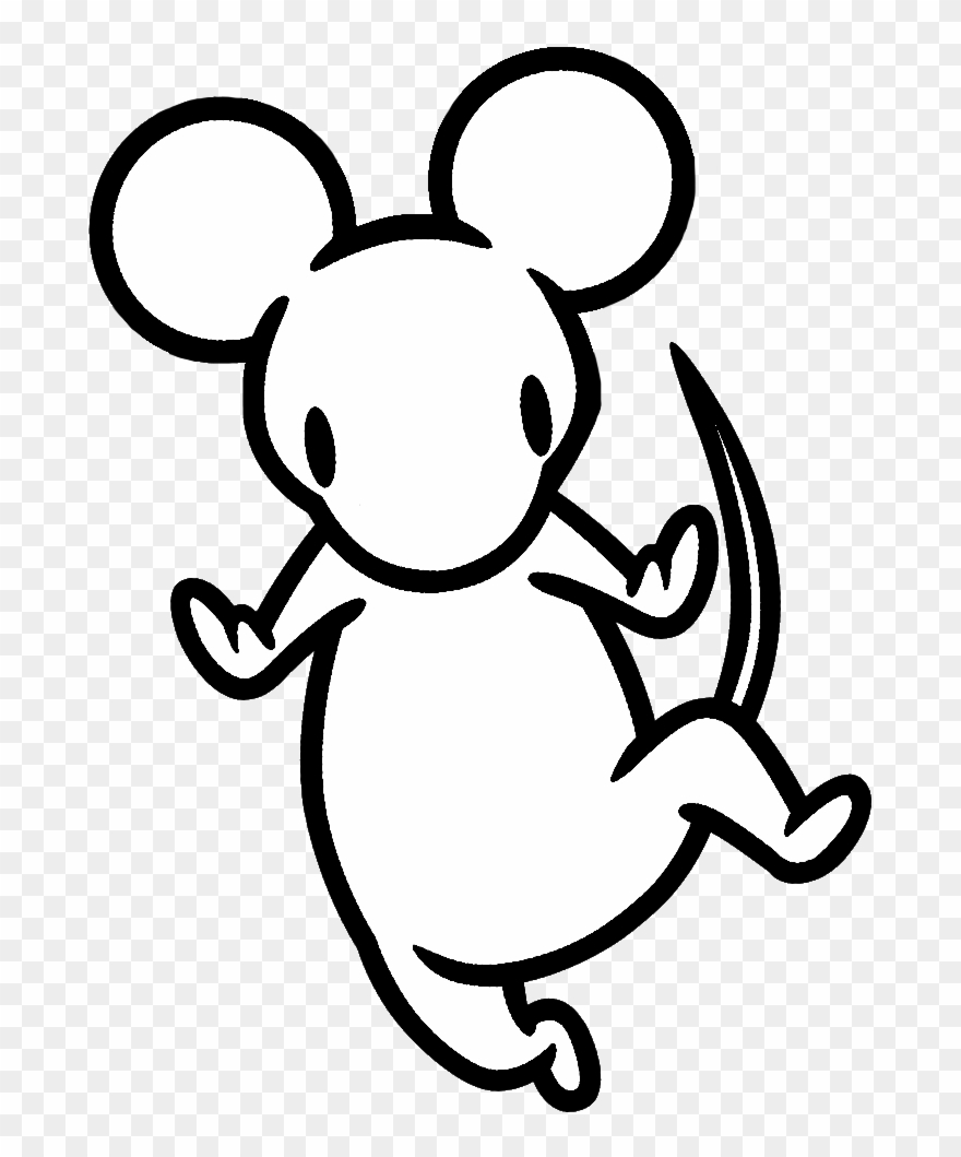 White Rat Png.