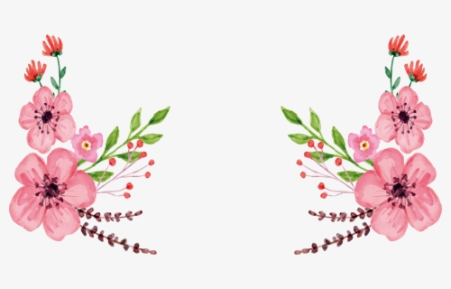 Free Free Floral Clip Art with No Background.
