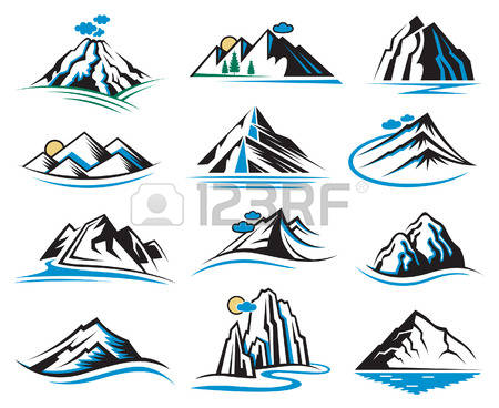 2,077 Mountain Ridge Stock Illustrations, Cliparts And Royalty.