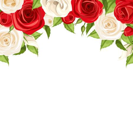 36,151 Rose Border Stock Illustrations, Cliparts And Royalty Free.