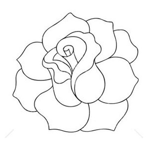 White Rose Clip Art & White Rose Clip Art Clip Art Images.