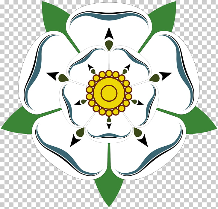 White Rose of York Wars of the Roses Red Rose of Lancaster.