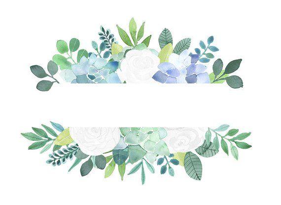 Floral Clipart.
