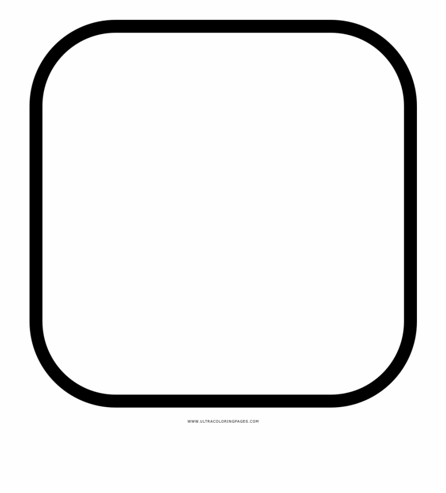 Rounded square png Transparent pictures on F.