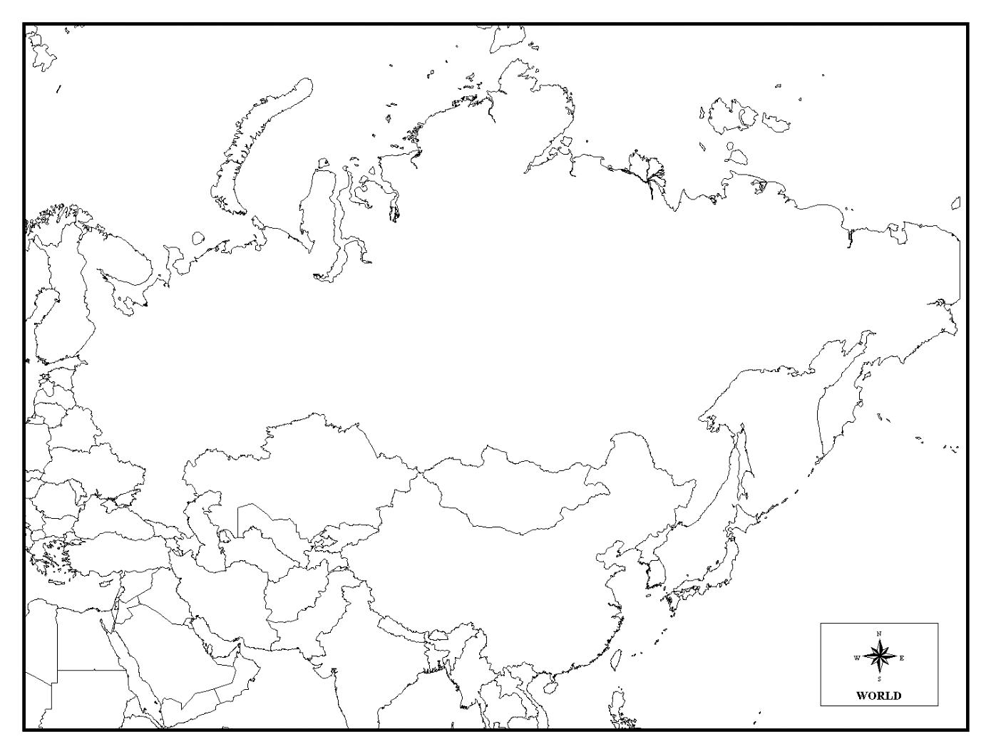 Projection Map Blank Printable World Outline Maps Royalty.