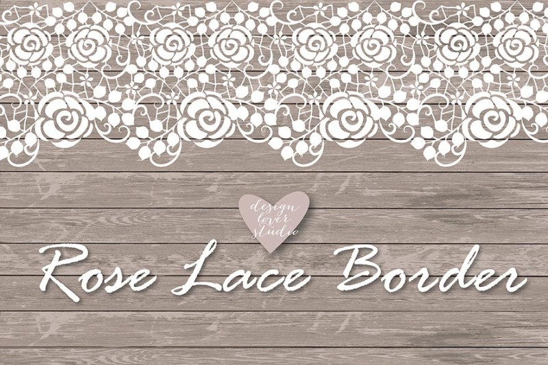 Lace border rustic, Wedding invitation border, frame, lace.