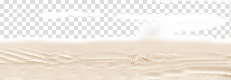 Brown sand illustration, Light Mattress White Textile Floor, Beach.