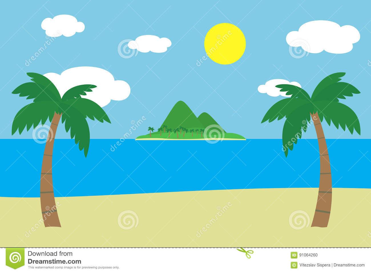 Beach clipart sandy beach, Beach sandy beach Transparent.