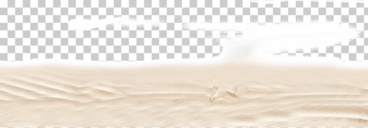Light Mattress White Textile Floor, Beach sand beach, brown.