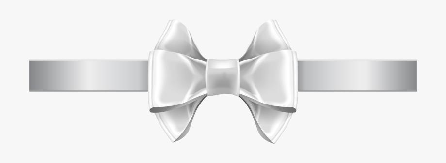Bow Clipart White.