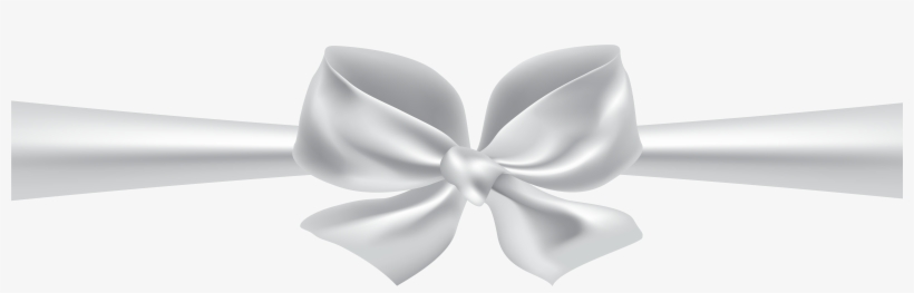 White Bow Clip Art Image Gallery Yopriceville High.