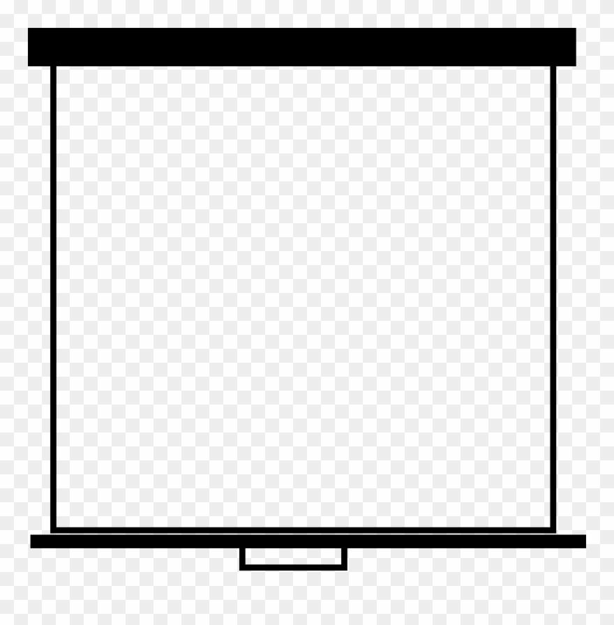 Clip Art Black White Board Clipart Dry.