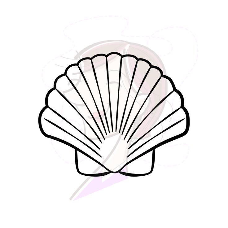 Free Sea Shell Clipart, Download Free Clip Art, Free Clip.