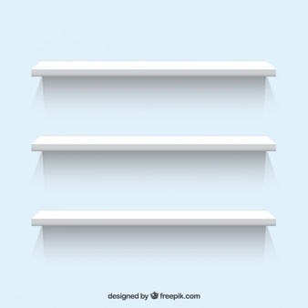 Shelf Vectors, Photos and PSD files.
