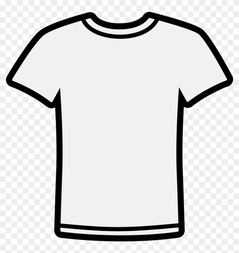 T Shirt Clip Art Of A Shirt Clipart Image.