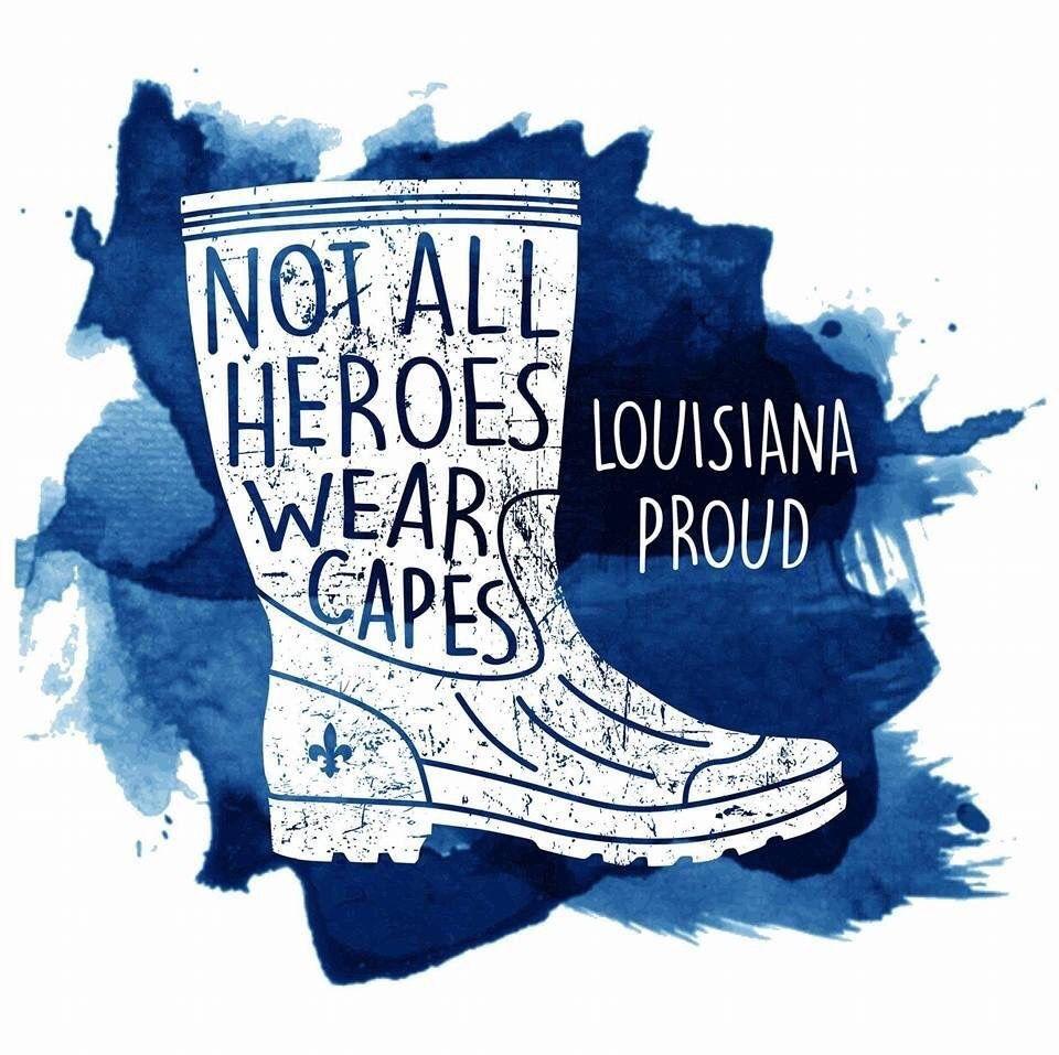 Louisiana Strong.