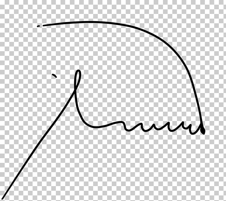 Digital signature , Signature PNG clipart.