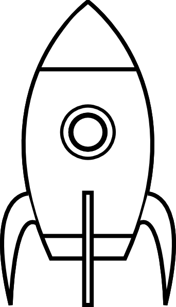 Collection of free Rocket drawing simple. Download on.