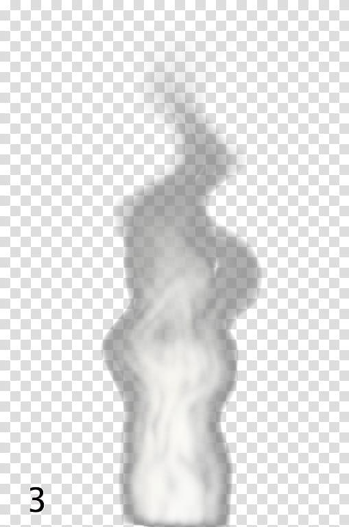 White smoke, smoke illustration transparent background PNG.