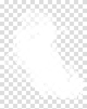 White Smoke transparent background PNG cliparts free.