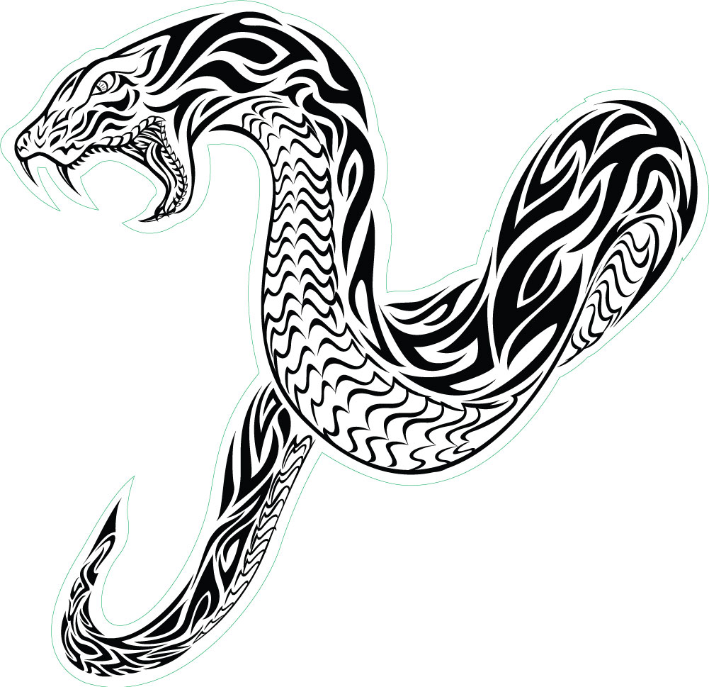Free Tribal Snake Cliparts, Download Free Clip Art, Free.