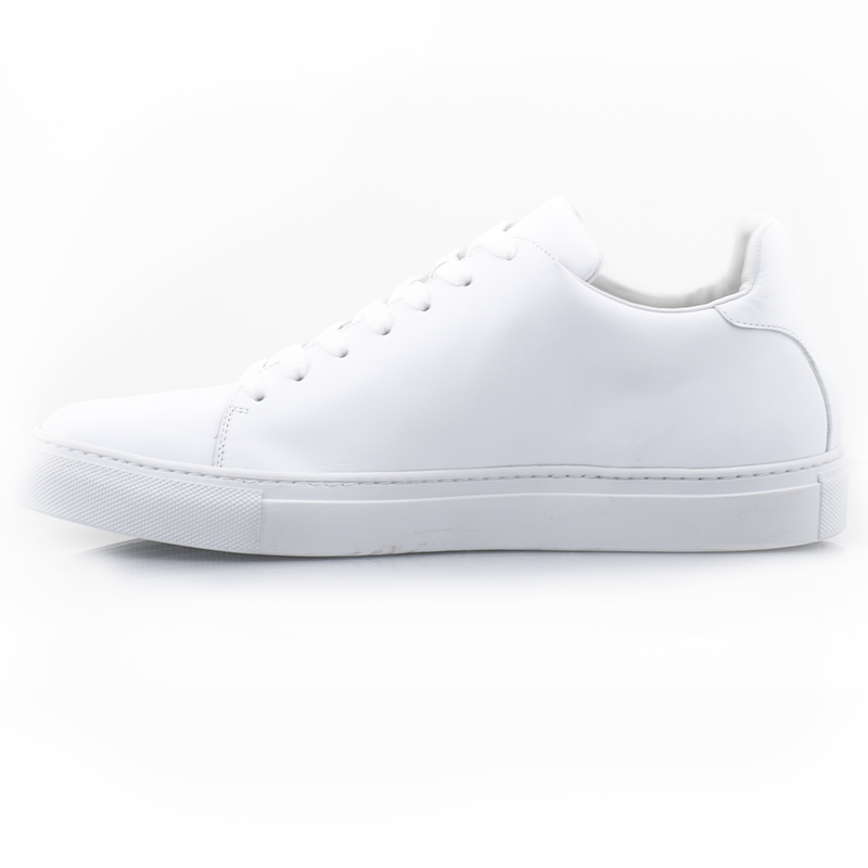 Madison White Sneaker.