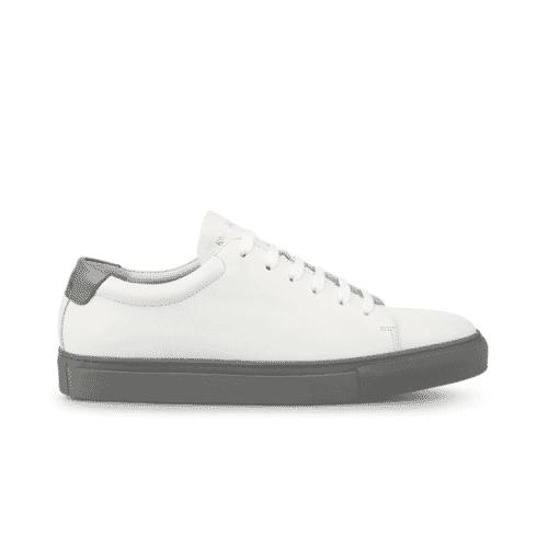 White Edition 3 grey sole.