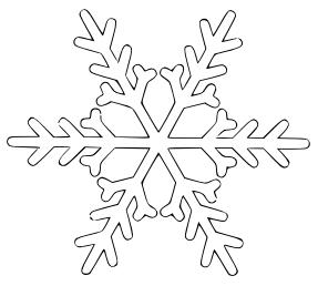 Snowflake White Cloud Clip art.