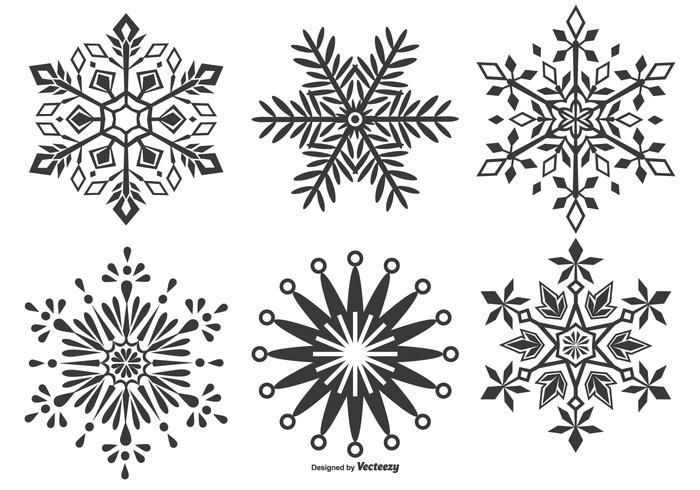 Image result for snowflake clipart.