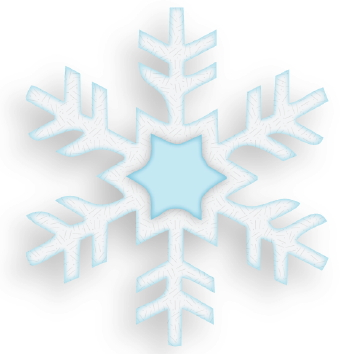 Free White Snowflake Cliparts, Download Free Clip Art, Free.