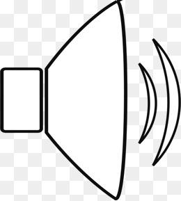 White Speaker Icon #192590.