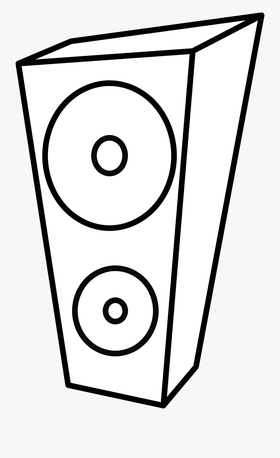 Clipart Computer Speakers.