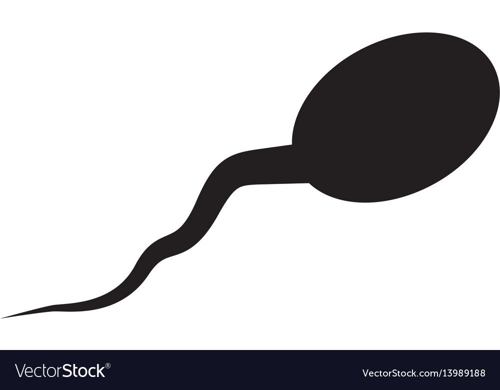 sperm Why white is