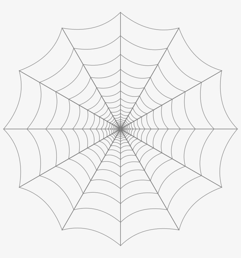 Halloween Spider Web Clipart Black And White Techflourish.