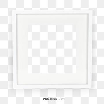 Square Frame PNG Images.