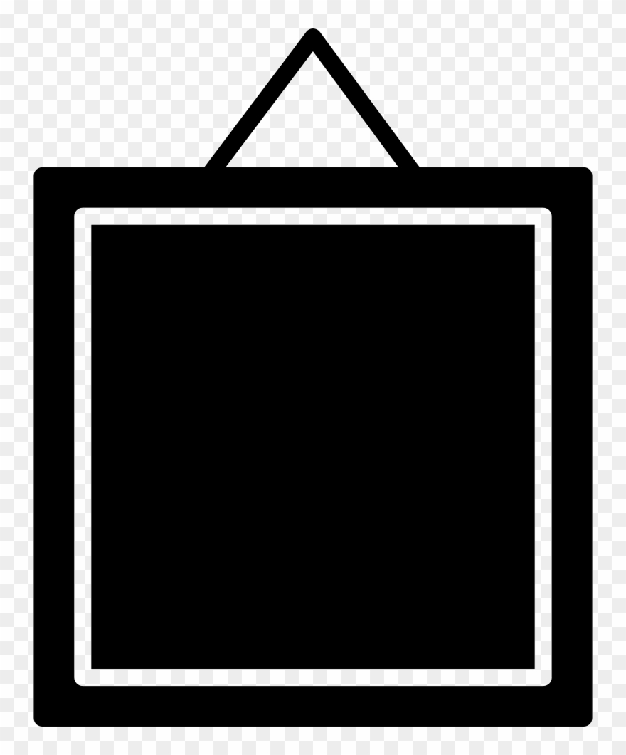 Free Download Square White Outline Clipart Computer.