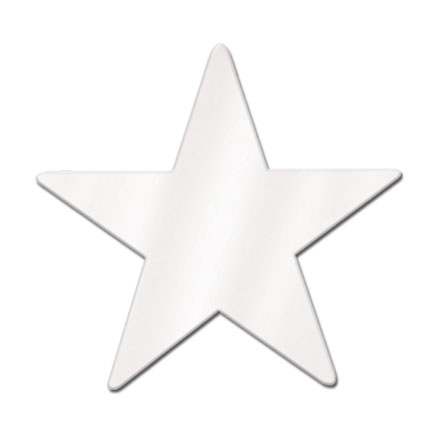 Png Transparent White Star #13225.