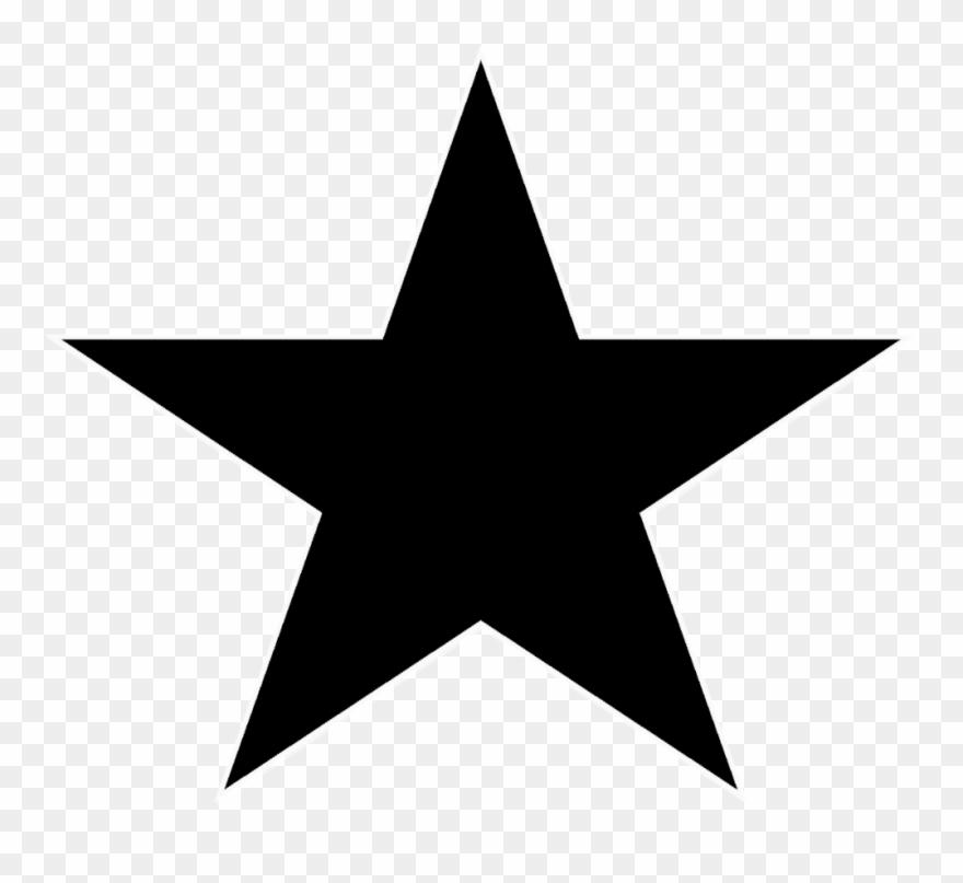 A Black Star.