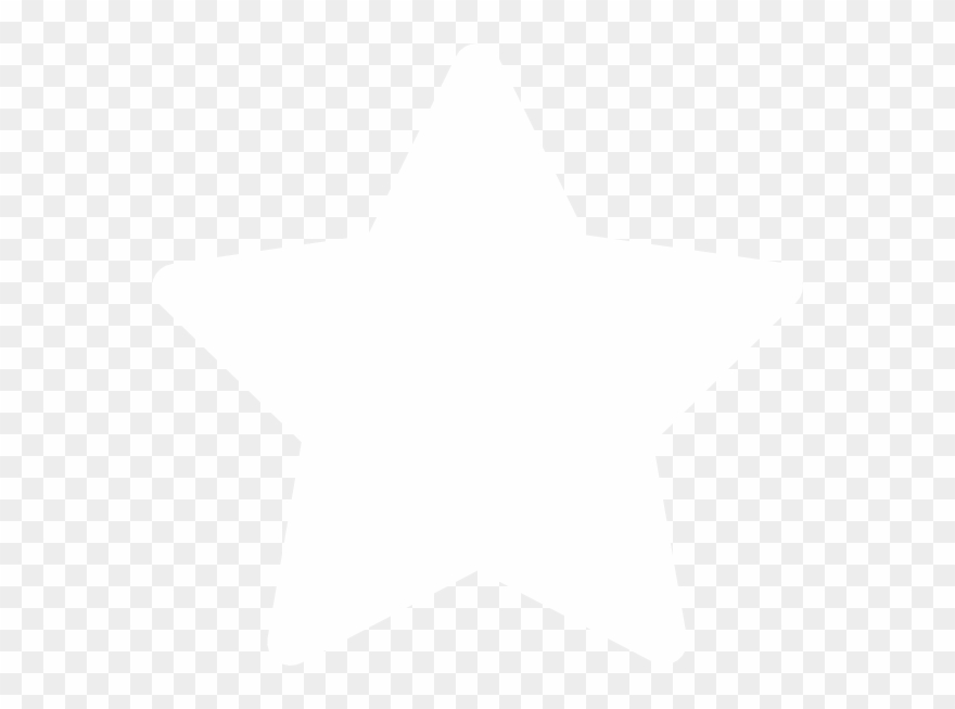 Star Icon Png White Clipart (#166209).
