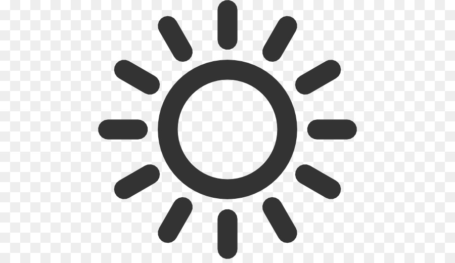 Black And White Sun Png & Free Black And White Sun.png Transparent.