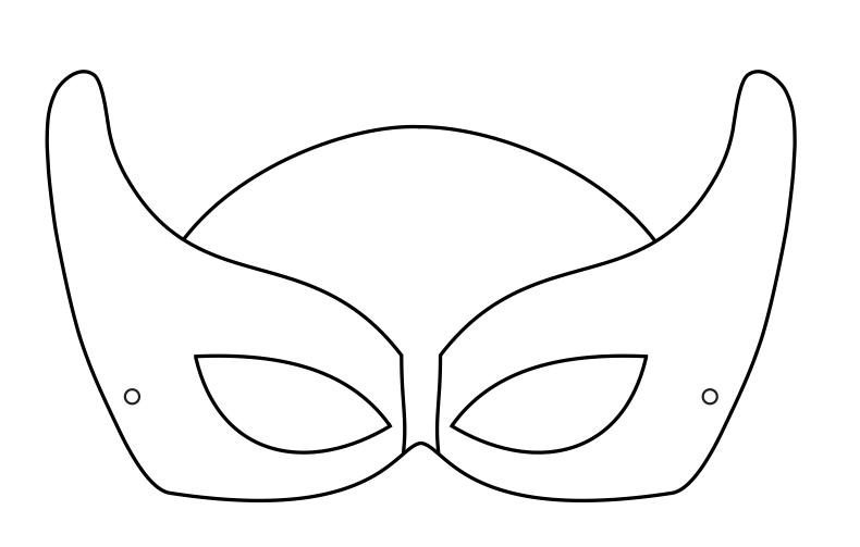 Free Superhero Mask Cliparts, Download Free Clip Art, Free.